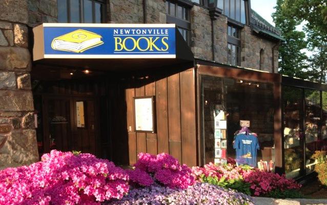 newtonville-books
